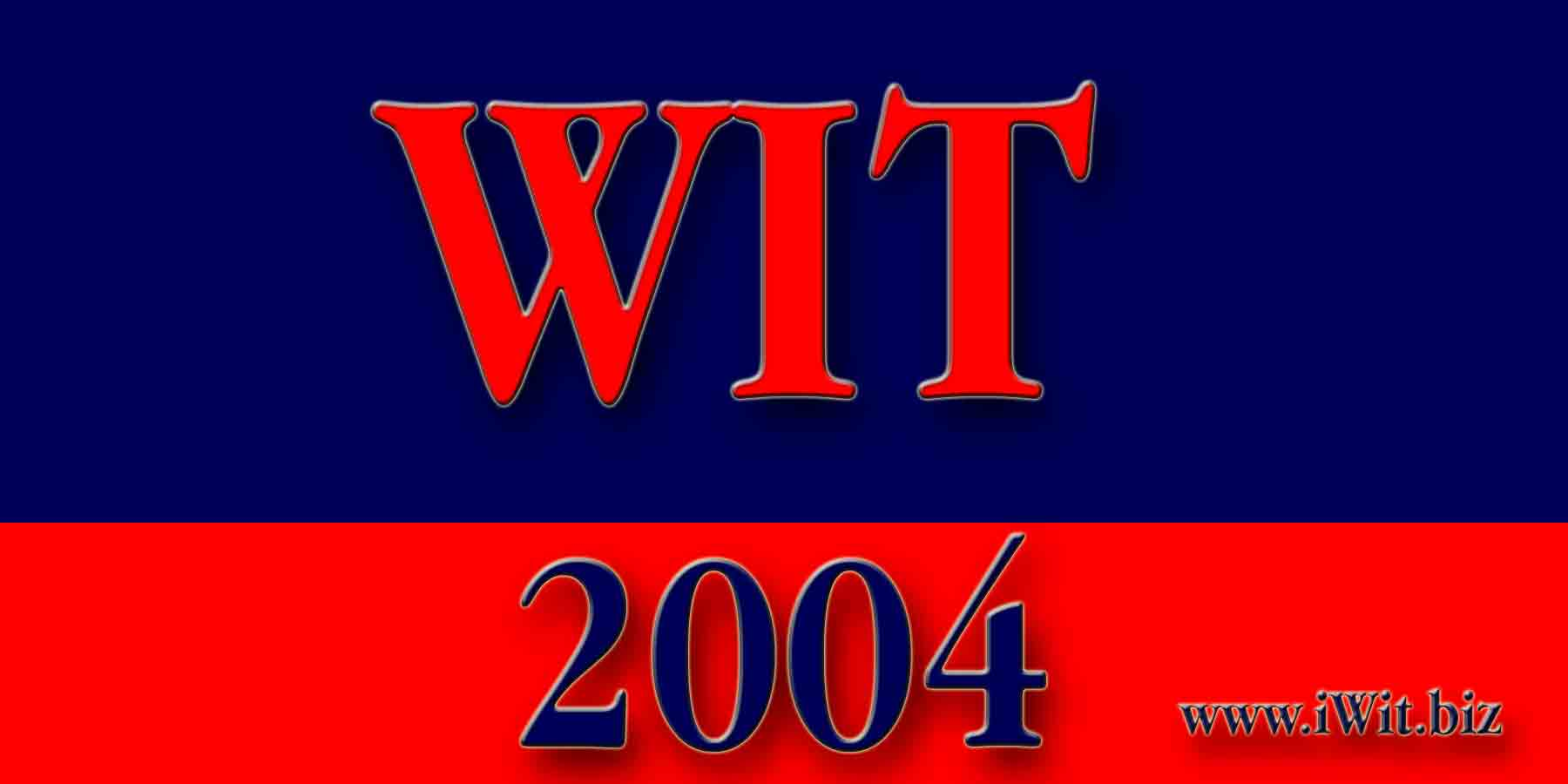 The President by Wit  Bumpersticker 3