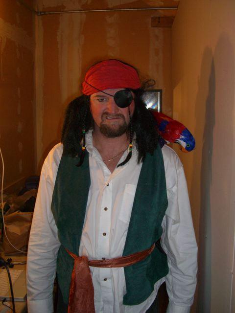 Wit as Captain Bermuda